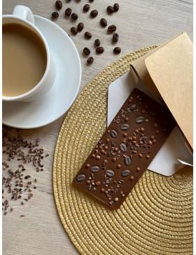 Шоколадная плитка Crispy